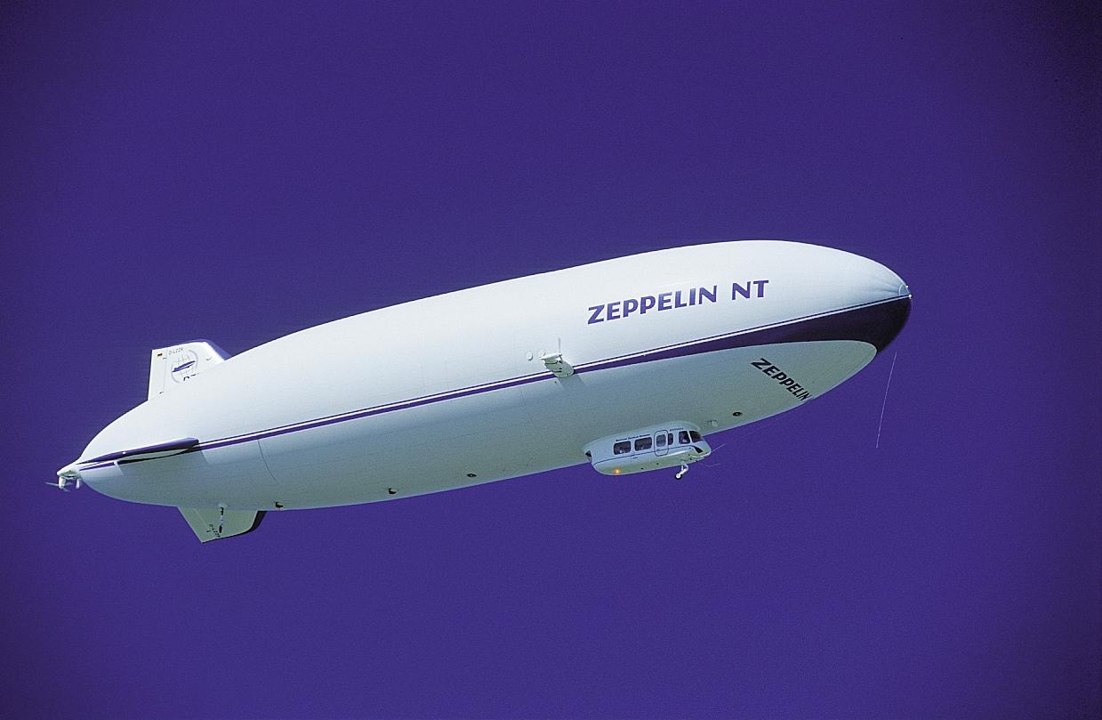 Zeppelin original 119883