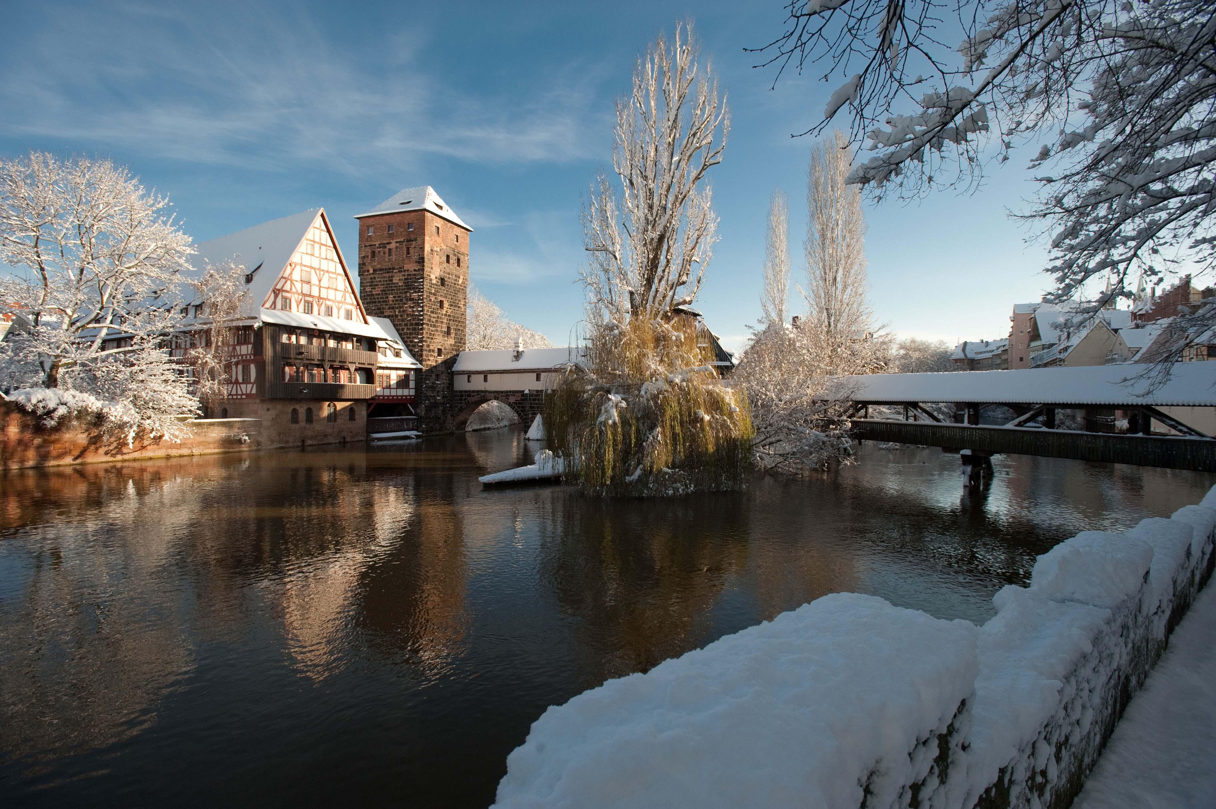 Weinstadel nuernberg im winter christine dierenbach 000843