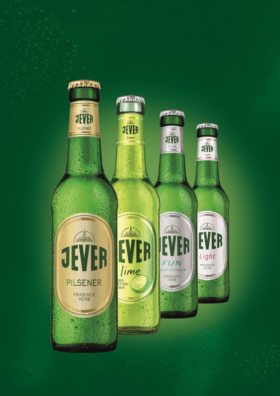 Jever produkte bierbild gestaffelt original 167077