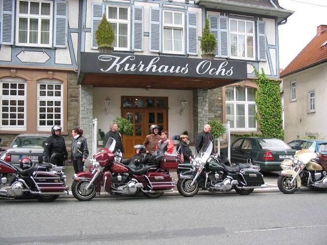 Motorradfahrervorkurhausochs original 226939