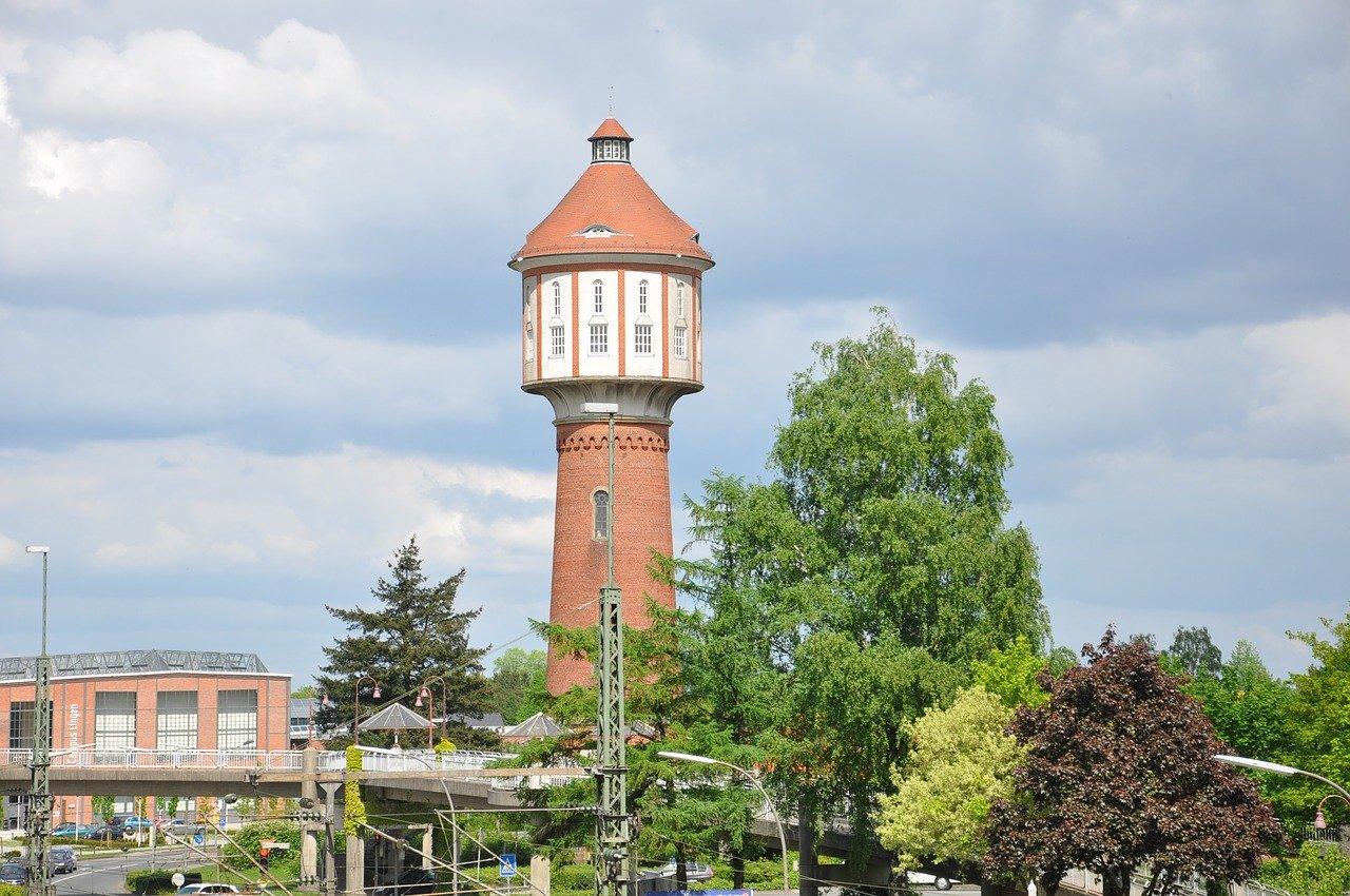 Wasserturm original 354196
